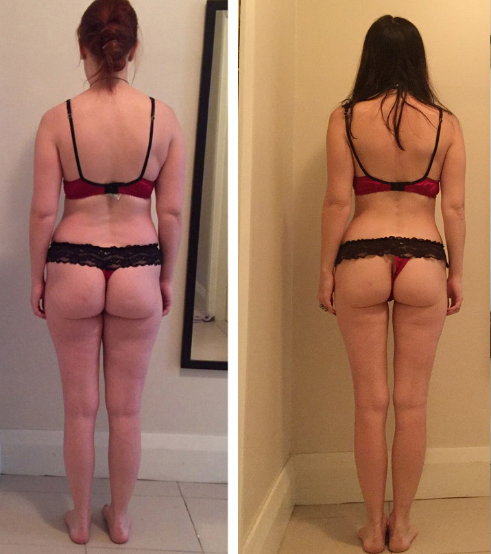 Lose body fat without losing muscle mass